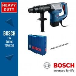 BOSCH GSH 500 elektromos Vésőkalapács SDS-Max kofferben