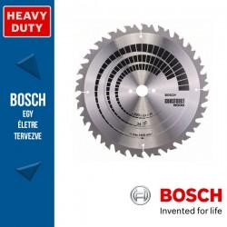Bosch Körfűrészlap Construct Wood építkezési faanyagokhoz szeg vagy betonmaradvánnyokkal  350mm 24fog