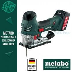 Metabo STA 18 LTX 140 Akkus szúrófűrész 3 akkuval