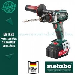 Metabo BS 18 LTX BL Impuls Akkus fúró-csavarozó 3 akkuval