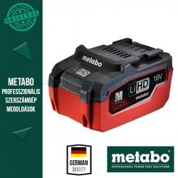 Metabo 18V LiHD Akkumulátor 6,2Ah