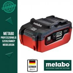 Metabo 18V LiHD Akkumulátor 5,5Ah