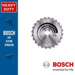 Bosch Körfűrészlap, Optiline Wood minden fafajtához 216mm 24fog