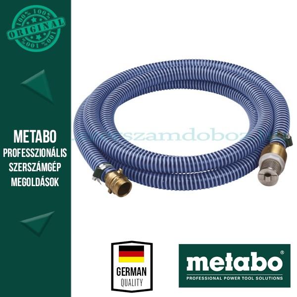 Metabo 7 méteres szívótömlő-garnitúra