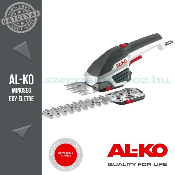 AL-KO GS 3,7 Li Multicutter Akkumulátoros sövényvágó