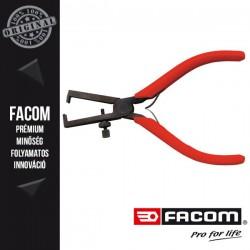 FACOM Precíziós Vezetékcsupaszító, 130mm
