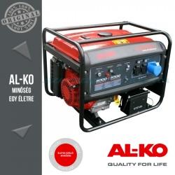 AL-KO 6500D-C AVR Áramfejlesztő