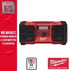 Milwaukee M18 JSRDAB+-0 Rádió