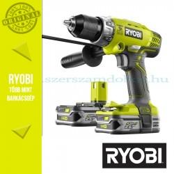 Ryobi R18PD-LL25T Akkumulátoros ütvefúró-csavarbehajtó