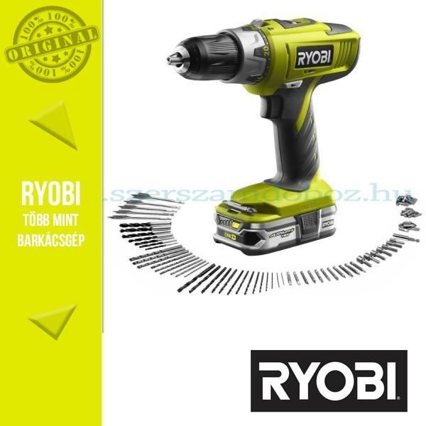 Ryobi LLCDI18-LL99X Akkumulátoros ütvefúró-csavarbehajtó
