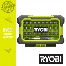 Ryobi RAK32TSD 32 db-os bitkészlet dobozban
