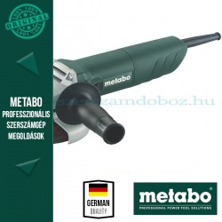 Metabo W 820 - 125 Sarokcsiszoló
