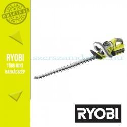 Ryobi RHT36C60R-15 Akkumulátoros sövényvágó