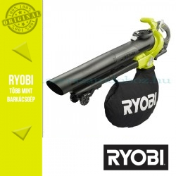 Ryobi RBV36B Univerzális akkumulátoros lombfújó