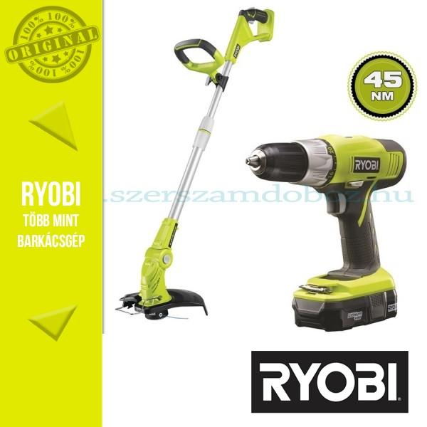 Ryobi 18V-os gépek