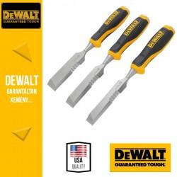DEWALT oldalsó ütővéső 3 db- os készlet, 18, 25, 32 mm
