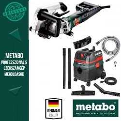 Metabo MFE 40 - falhoronymaró + ASR 25 LSC Univerzális porszívó
