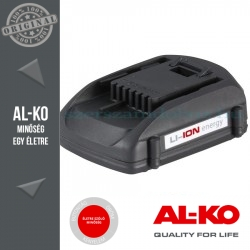 AL-KO GT/HT Li 18V Akkumulátor