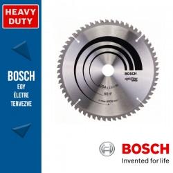 Bosch Körfűrészlap, Optiline Wood minden fafajtához 254mm 60fog