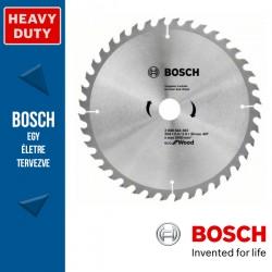 Bosch ECO körfűrészlap fához 254mm 40fog