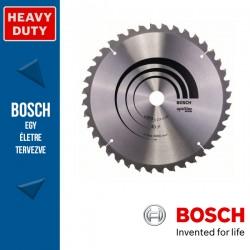 Bosch Körfűrészlap, Optiline Wood minden fafajtához 305mm 40fog