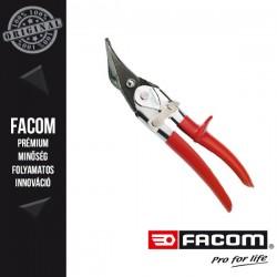 FACOM Lemezvágó olló, jobbos, 250mm