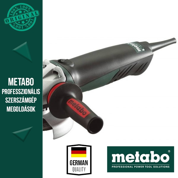 Metabo WE 14-125 Plus Sarokcsiszoló