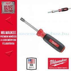 Milwaukee Hollowcore™ mágneses korlátlan mélységű dugókulcs 5 mm