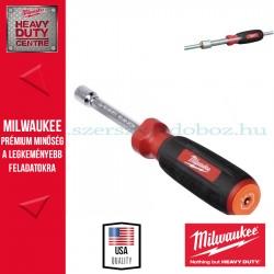 Milwaukee Hollowcore™ mágneses korlátlan mélységű dugókulcs 7 mm