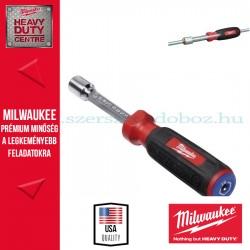 Milwaukee Hollowcore™ mágneses korlátlan mélységű dugókulcs 10 mm