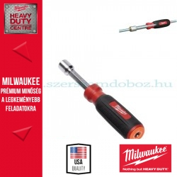 Milwaukee Hollowcore™ mágneses korlátlan mélységű dugókulcs 13 mm