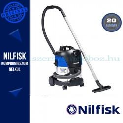 Nilfisk-ALTO AERO 21-01 PC INOX Egyfázisú száraz-nedves porszívó