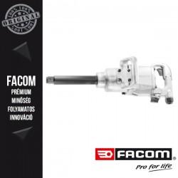 "FACOM 1"" Pneumatikus ütvecsavarbehajtó, hosszú tengellyel, alumínium"