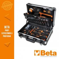 Beta 2054E-100 100 darabos szerszámkészlet táskában általános karbantartáshoz