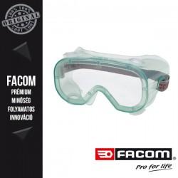 FACOM Gumipántos védőszemüveg