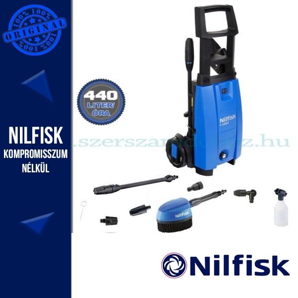 Nilfisk-ALTO C 120.6-6 CAR X-TRA Magasnyomású mosó