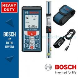 Bosch GLM 80 Professional Lézeres távolságmérő + R 60 Mérősín