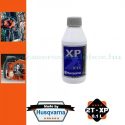 Husqvarna 2T olaj XP 0.1 liter