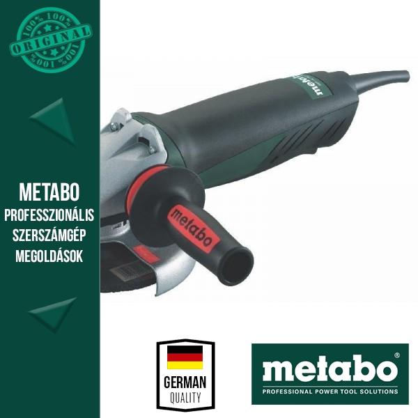 """Metabo WEA 14 -125 Plus Sarokcsiszoló """"autobalancer"""""""