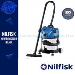 Nilfisk-ALTO MULTI 20 T INOX nedves-száraz porszívó