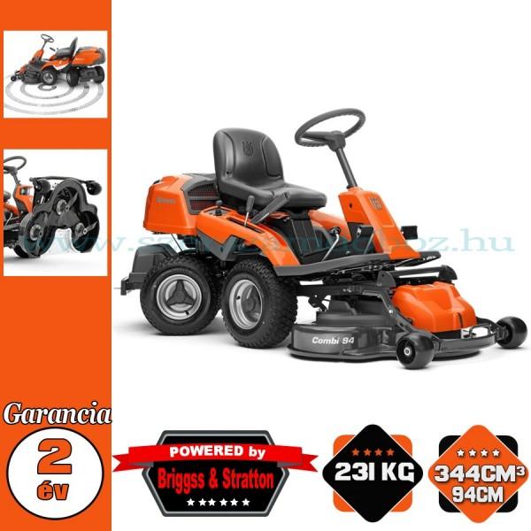 Husqvarna R 213C Rider