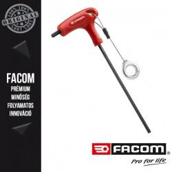 FACOM SLS Rögzíthető T-fogantyús hatszögű imbuszkulcs, 10mm