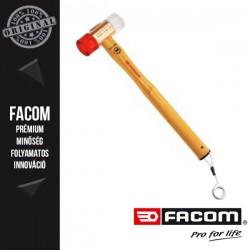 FACOM SLS Rögzíthető cserélhető fejű kalapács, acél kivitel, 40mm, 640g
