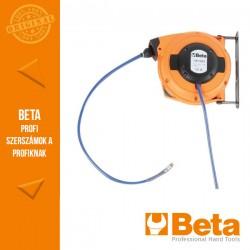 Beta 1901BM/8 Automata tömlődob, ütésálló műanyag ház pneumatikus levegőhöz vagy hideg vízhez