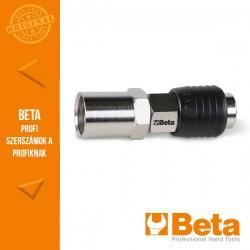 Beta 1917SP univerzális golyórögzítésű gyorscsatlakozó gumitömlőhöz való hüvellyel, 6x14 mm