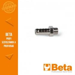 """Beta 1918 külső menetes tömlőcsatlakozó, 8 mm, 1/4"""""""