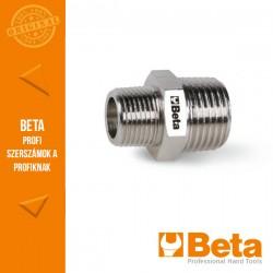 "Beta 1918R menetes adapter (BSPT), 3/8"" → 1/4"""