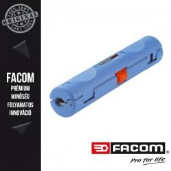 FACOM Kábelburkolat eltávolító sodort- és koaxiális kábelekhez, 4,8-7,5mm