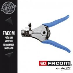 FACOM Automatikus vezetékcsupaszító, 0,6-2,5mm