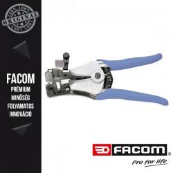 FACOM Nagy precizitású teflon-vezetékcsupaszító